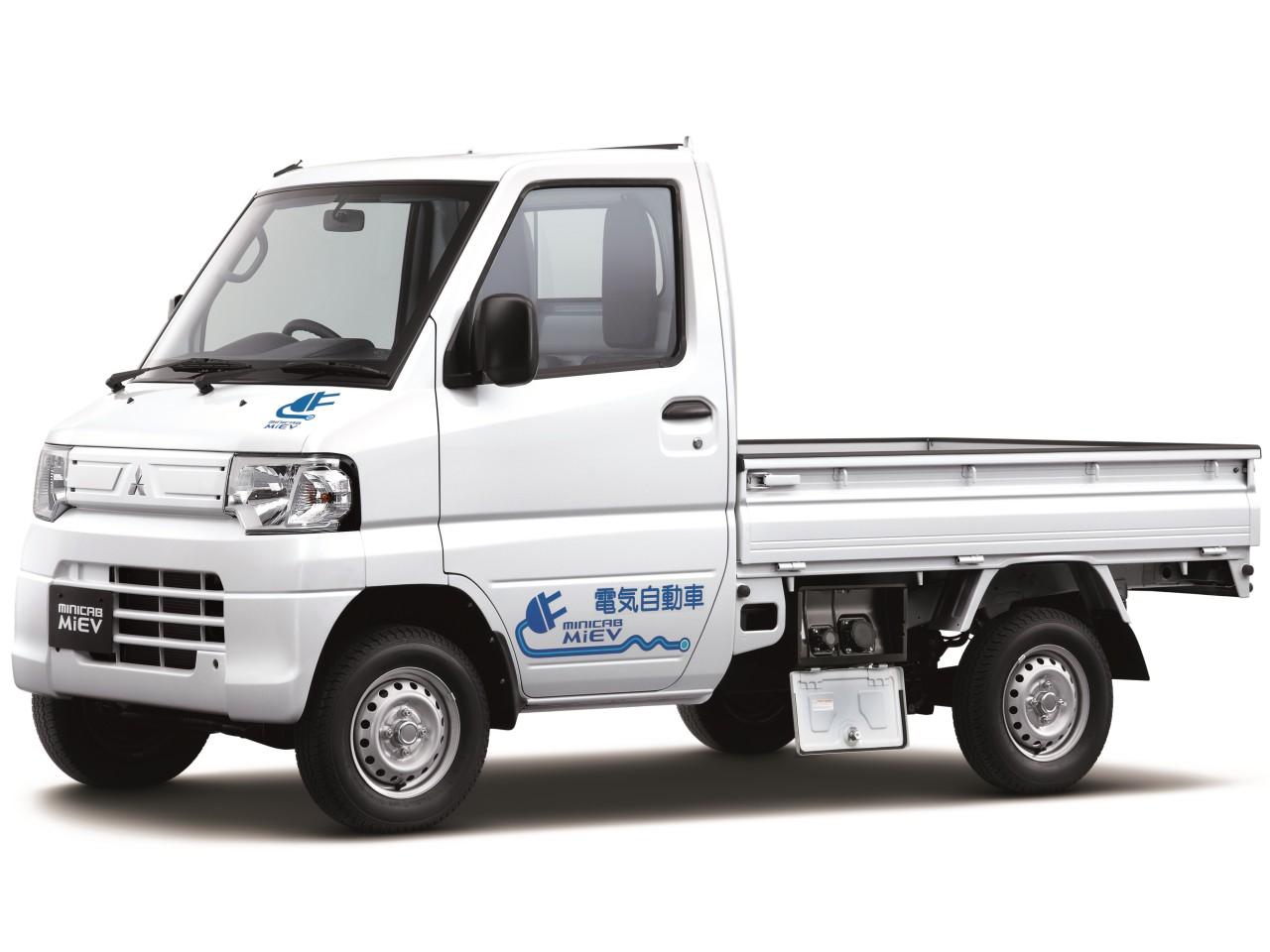 ミニキャブ MiEV トラック